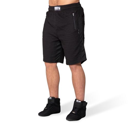 Augustine Old School Shorts - Black-2XL/3XL