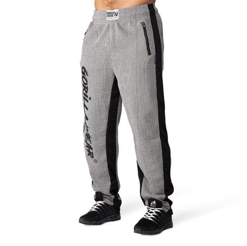 Augustine Old School Pants - Gray