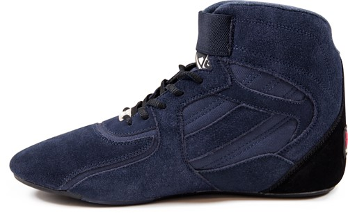 "Chicago High Tops - Navy Limited""""""""-3"