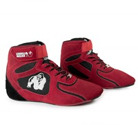 "Chicago High Tops - Red/Black Limited""""""""-2"