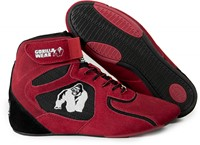 "Chicago High Tops - Red/Black Limited""""""""-3"
