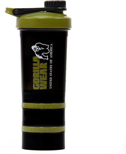 Shaker 2 GO Black/Army Green