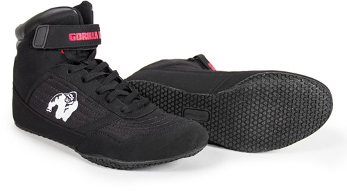 Gorilla Wear High Tops Black-2