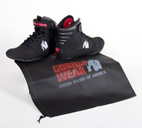 Gorilla Wear High Tops Black-3