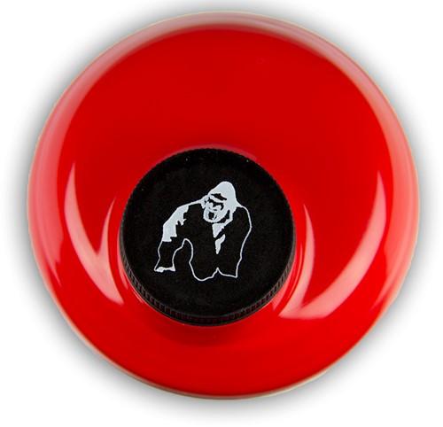 Gorilla Wear Shaker 700ML - Black/Red-2